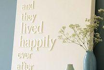 Make my house a home ...  / by Nicole Cuellar