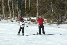 Family Ski & Snowboarding / by Travel with Teens and Tweens