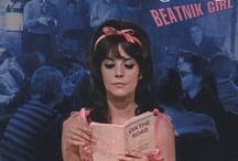ⓑⓔⓐⓣ-ific / Beatniks • Beat Generation • literature & pop culture portrayals / by Dæna
