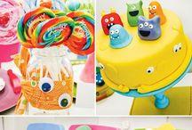 Birthday Party Ideas / by Nicole Cuellar