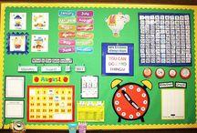 What's in My Classroom?  / by Katie Mae Elliott