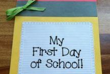 Back to School! / by Katie Mae Elliott