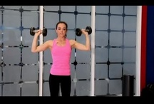 """How to do an exercise Board / A compilation of """"how to"""" exercises and nutrition tips to safely get a great FREE workout at home, in the park, wherever we chose to get healthy with friends or family.  / by Faith Fitness and Nutrition"""