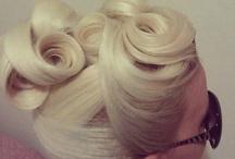 Hair  / by Elizabeth Dachtyl