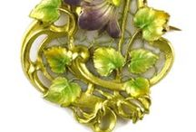 DESIGN: Art Nouveau / by Anne-Laure Ramolet