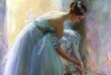 ARTS:  mes tableaux préférés/ favorite paintings / by Anne-Laure Ramolet