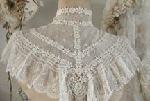 FASHION: Lovely Lace / by Anne-Laure Ramolet