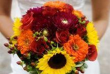 Wedding flowers / by Kristina Lockard