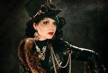 FASHION: Steampunk / by Anne-Laure Ramolet
