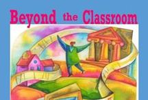 Beyond the Classroom... / and into the home. I know that classroom teachers have excellent ideas and lessons that can be used beyond the classroom that homeschool moms would be thrilled to discover and use at home! Please post any lessons that you think would work well as homeschool lessons. All subject matters and any grade level are welcome! / by Lone Wolf{e}