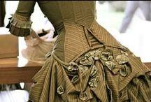 PROJETS: Jupe corsetée / by Anne-Laure Ramolet