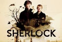 Sherlocked! / Everything Sherlock (and Cumberbatch!). / by Melissa M.