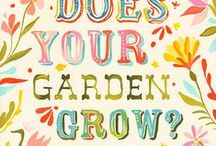 LEARN - GARDENING & NATURE / by jessica franks