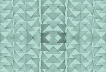 Pattern: Geometric / Pattern is everywhere / by Kathreen