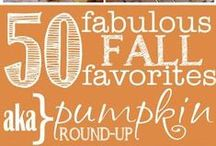 Fall / by Jessica {Prairie Girl To Southern Belle}