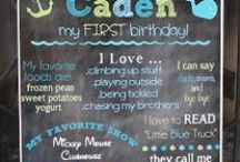 My Obsession-Party Planning / by Rissa Gonzalez
