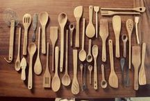 Wooden Spoons / by Christine Garity