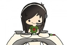 Geek: Gamer Girl / Give me a role playing game with a kick -ass female lead and I'm hooked! / by Kat