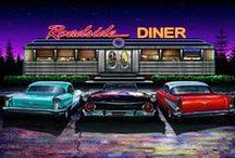 Diners / by Sandra Hazen