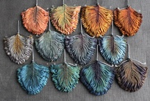 Fiber Crafts / All kinds of things done with fibers, fabric and yarn / by Ketutar J.