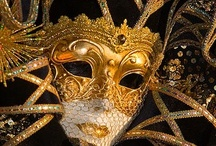 Masquerade / Masquerade balls were a feature of the Carnival season in the 15th century, and involved increasingly elaborate allegorical Royal Entries, pageants and triumphal processions celebrating marriages and other dynastic events of late medieval court life.Masquerade balls were sometimes set as a game among the guests. The masked guests were supposedly dressed so as to be unidentifiable. This would create a type of game to see if a guest could determine each others' identities. This added a humorous ef / by Stephanie Lackey