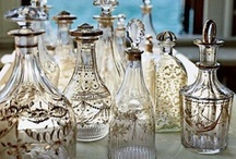 Decorative Bottles / by Nancy Pate