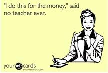 Teacher stuff / by Jill Hoover