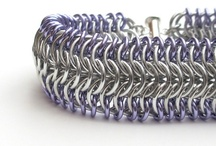 Jewelry - Chainmaille / by Kay Pucciarelli