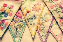 Embroidery  / by Lauren Sinner