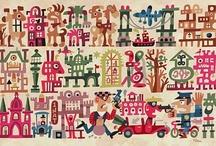 Illustrations, Patterns, and Design / by Lauren Sinner