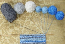 Knitting, crocheting and other such crafts / by Ketutar J.