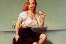 Pin Ups / by Kate Smith