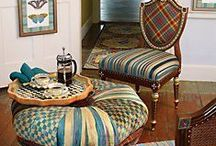 Bold & Eclectic Furniture / by Nancy Pate