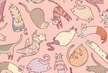 CATS / A board about cats because I love cats / by Lauren Sinner