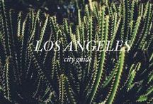 Los Angeles / My Los Angeles Address Book / by Mademoiselle Robot