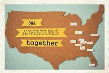 "Oh, Darling, Let's Get Adventurous... / I adore Sarah Johnson's ""Me and Indiana"" http://www.pinterest.com/srjohnson/me-and-indiana/ (And I know the ""quote"" that's the name of this board is ""wrong"". I didn't quote.) / by Ketutar J."