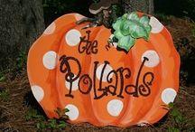 Halloween! / holiday / by Daniella Sullivan