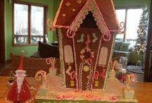 Gingerbread houses by Mama Wood / by Mama Wood