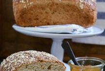 Daily Bread / Bread and Dough Recipes / by Grace