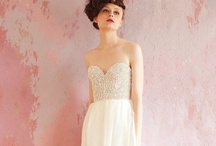 WEDDING DRESSES / by Marika Weisheipl