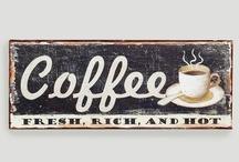 COFFEE // TEA / by Marika Weisheipl