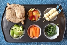 Muffin Tin Meals / by Michelle Sybert