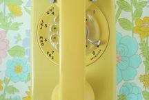 Telee-phones / by Susan Marie