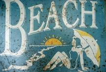 Beach, Beach, & More Beach / by Susan Marie