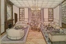Safavieh at Historic Hempstead House Designer Showhouse / Safavieh created an award-winning room for the Designer Showhouse at Historic Hempstead House in Long Island, NY. / by Safavieh Official