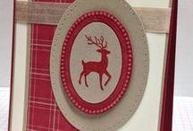 Cards - Deer / by Debbie Ekes