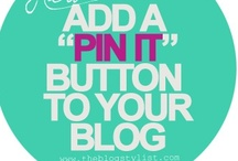 Blog ideas/know hows / by Jane Bell