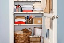 Organization!! / by Jane Bell