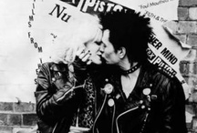 Punk is not Dead / 1970/80s Britain  / by Lorna Jane Bucci