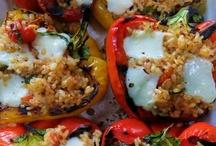 cuisine/nourishment/grub... / by Marielle Casanova